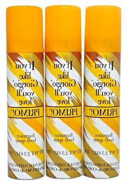 Designer Imposters Primo! Fragrance Body Spray Perfume Like