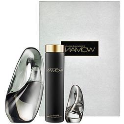 DONNA KARAN WOMAN by Donna Karan Gift Set for WOMEN: EAU DE