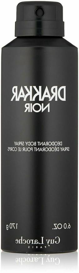 Drakkar Noir By Guy Laroche For Men All Over Body Spray 6 oz