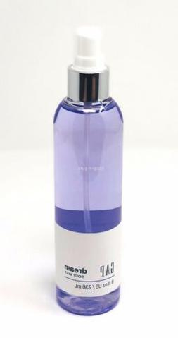GAP Dream Body Mist Fragrance Spray 8 oz - Full Size New Ret