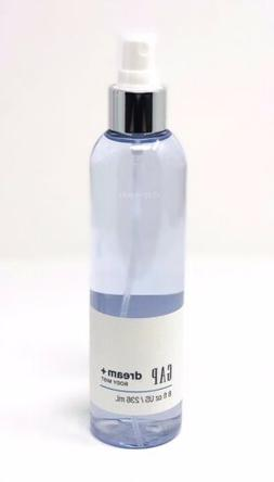 GAP Dream More Body Mist Fragrance Spray 8 oz - Full Size Ne