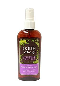 Hugo Naturals Essential Body Mist French Lavender -- 4 fl oz