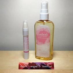 Britney Spears Fantasy INTIMATE EDITION Dry Body Oil + Solid