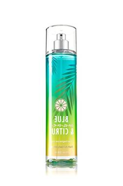Bath and Body Works Fine Fragrance Mist Blue Waves Citrus 8