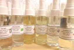 Floral Water Body Spray - Pure Floral Waters  2 Oz Spray  Re