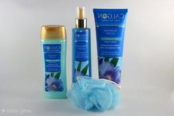 Calgon Gift Set ( Morning Glory; body cream, body wash, body