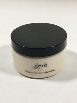 Philosophy Glazed Body Souffle Fresh Cream 4 FL OZ  NEW