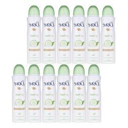 Dove Go Fresh Body Spray Antiperspirant 150 ml