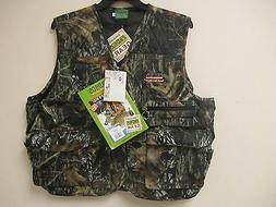 Primos Gunhunter's Vest LARGE MOSSY OAK BREAK UP 65707 GUN H