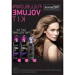 Tresemme Hair Styling Kit Full-Blown Volume 3Pc