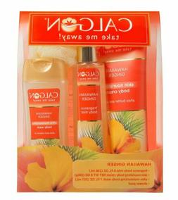 Calgon Hawaiian Ginger Body Care 4-Piece Gift Set