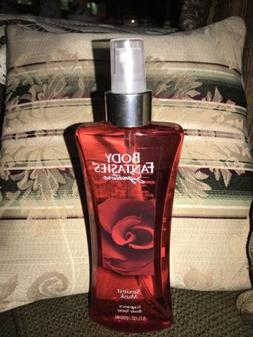 HTF ! BODY FANTASIES Signature SEXIEST MUSK Fragrance Body S