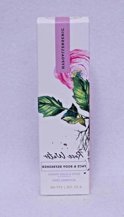 Bath & Body Works Hypo-allergenic ROSE WATER Face & Body Ref