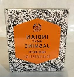 THE BODY SHOP INDIAN NIGHT JASMINE EAU DE TOILETTE EDT PERFU