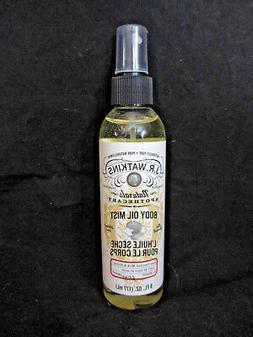 J.R. Watkins Coconut Milk & Honey Body Oil Mist 6 fl oz/177m