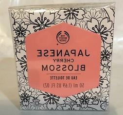 THE BODY SHOP JAPANESE CHERRY BLOSSOM EAU DE TOILETTE EDT PE