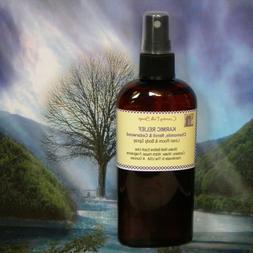 KARMIC RELIEF Aromatherapy Body Mist Spray Chamomile Cedarwo