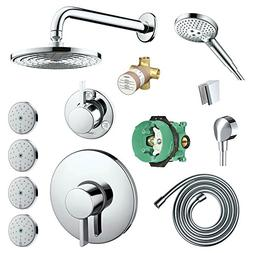 Hansgrohe KSHB27474-04233-3177PC-2 Raindance Shower Faucet K