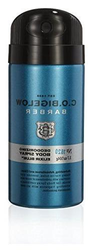 Bath and Body Works C.o. Bigelow Exilir Blue Deodorizing Bod
