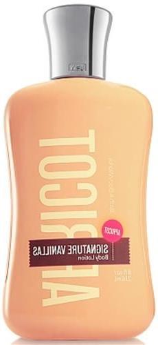 Bath & Body Works Apricot Vanilla Signature Vanillas Body Lo