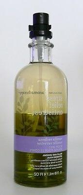Bath and Body Works Aromatherapy Stress Relief VANILLA VERBE