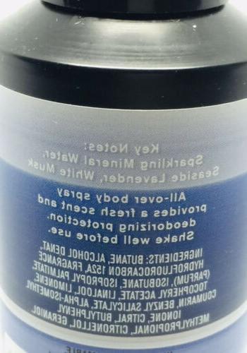 Bath & Body Works Spray NEW