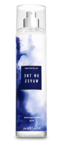 bath and body works on the waves