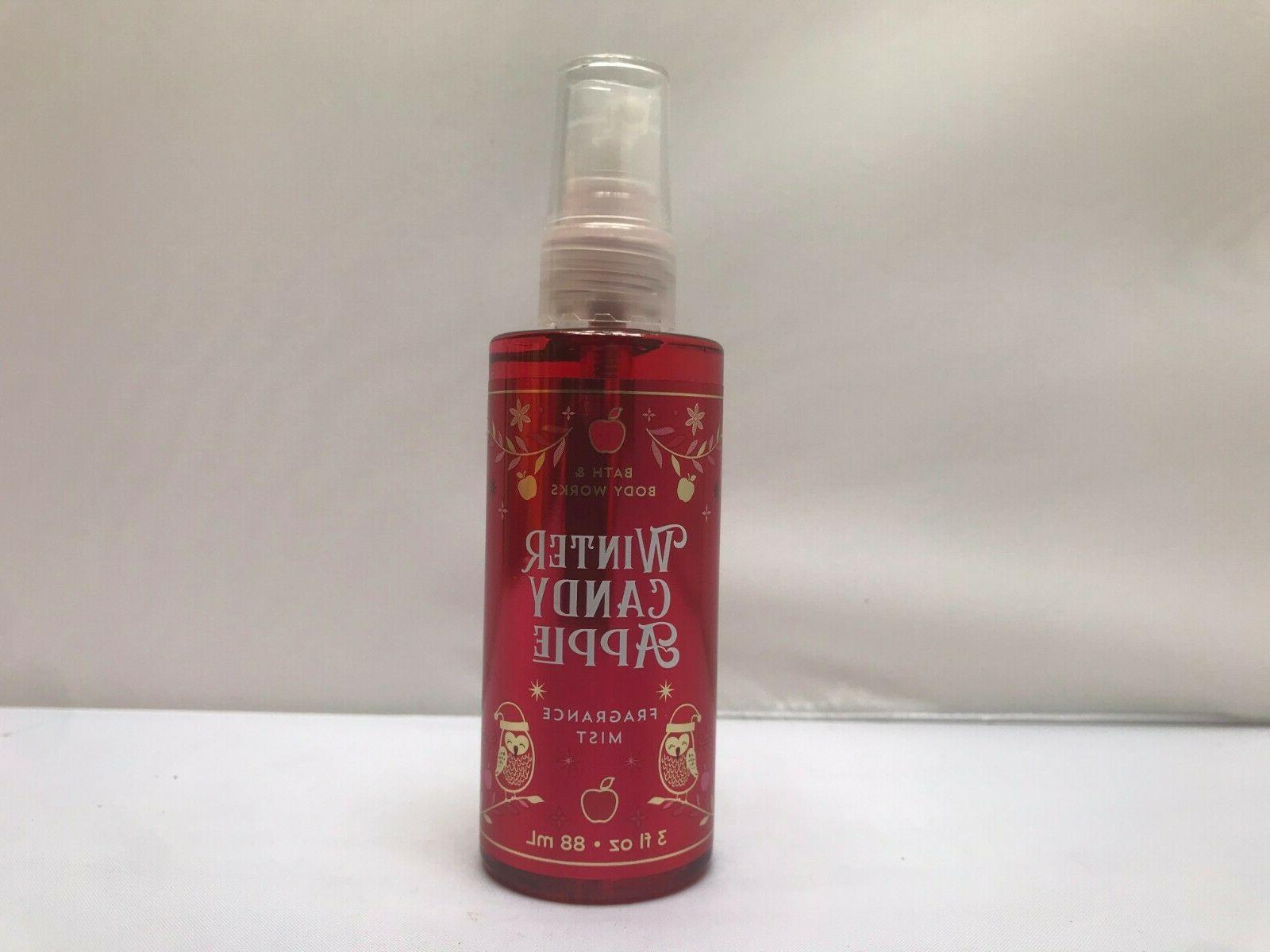 bath and body works travel size winter