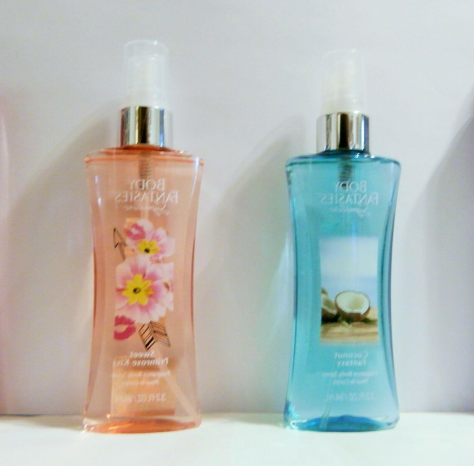 "Body Fantasies Spray 3.2 Parfums De ""You 1"" RARE"