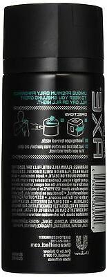 AXE Body Deodorant Apollo 5.07 6 Pack of