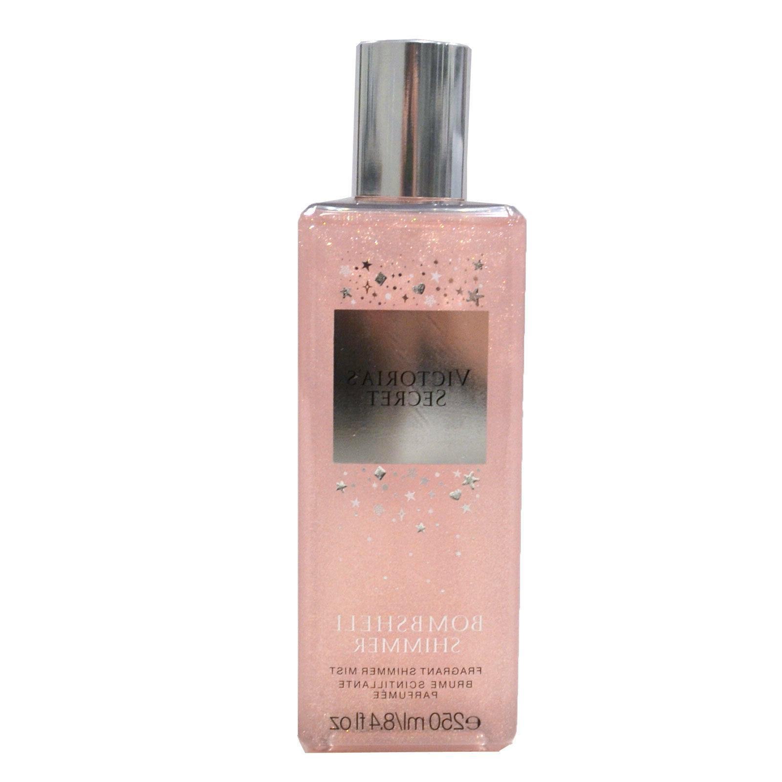 Victoria's Secret Bombshell Shimmer Mist Spray 8.4 oz / 250