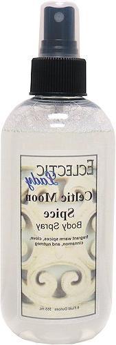 Celtic Moonspice Body Spray, 8 ounces