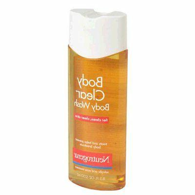 Neutrogena Body Clear Body Wash 8.5oz