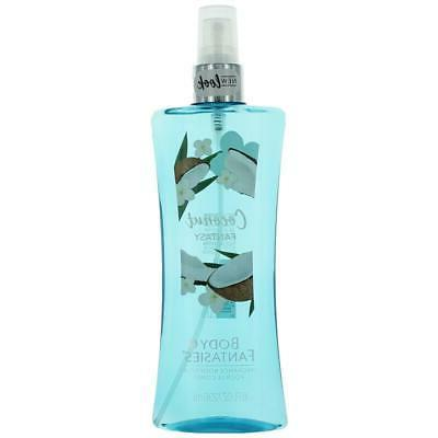 coconut fantasy by body fantasies 8 oz