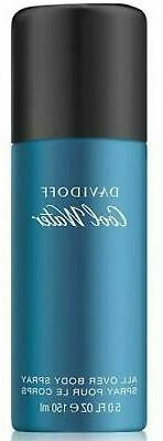 Cool Water By Davidoff All Over Body Spray 5 Oz