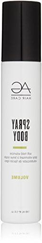 AG Hair Cosmetics Spray Body 8oz