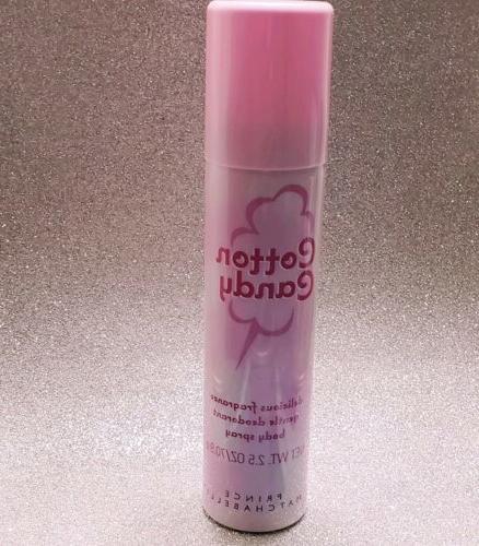 Prince Matchabelli Cotton Candy Deodorant Spray 1.7oz