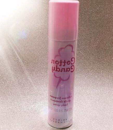 Deodorant Body Spray Spray 1.7oz