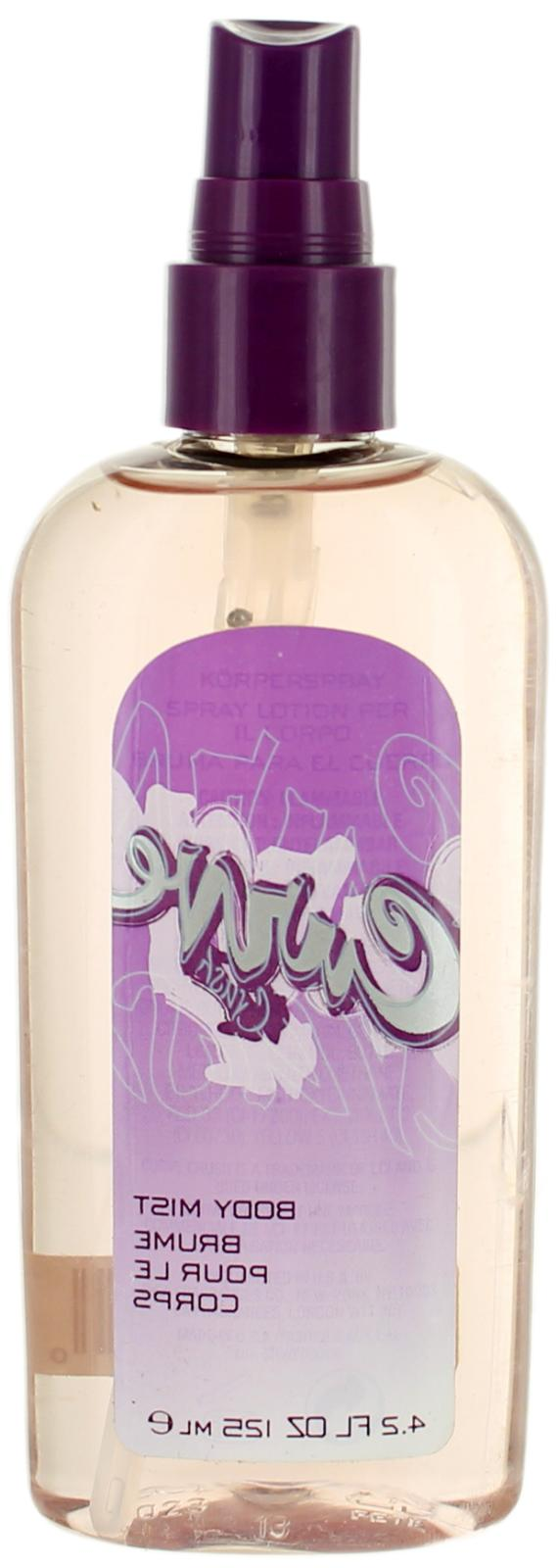 curve crush by for women body mist