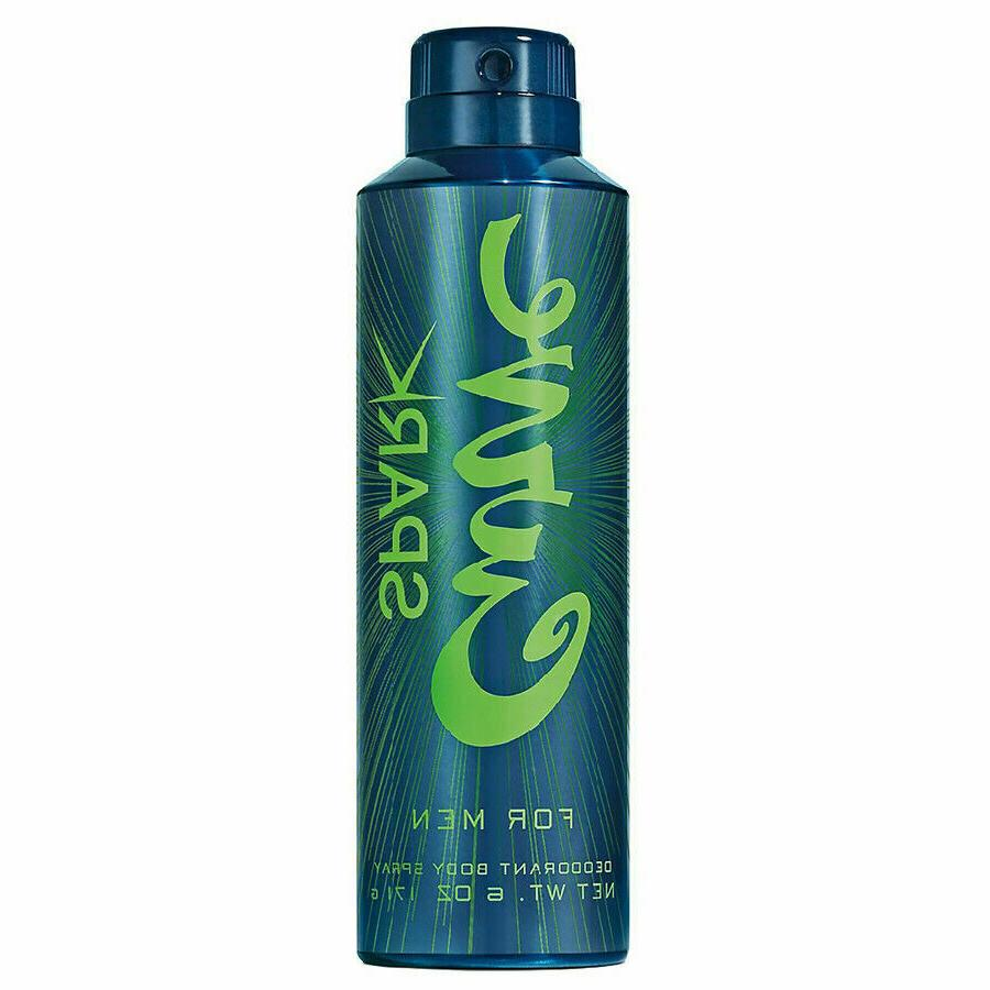 curve spark by for men all over