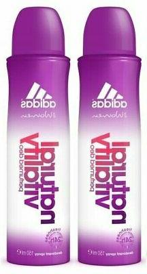 ADIDAS DEO BODY SPRAY WOMEN NATURAL VITALITY 150 ML