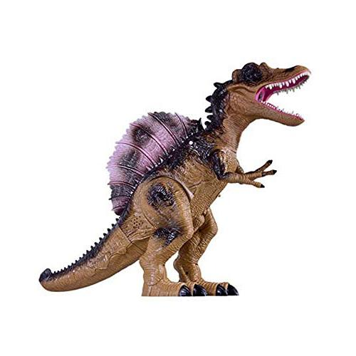 electronic walking dinosaur tyrannosaurus rex