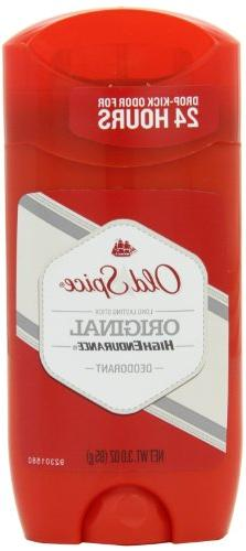 Old Spice Original High-Endurance Deodorant - 3 oz