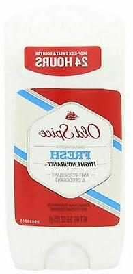 Old Spice High Endurance Antiperspirant, Fresh, 3 oz