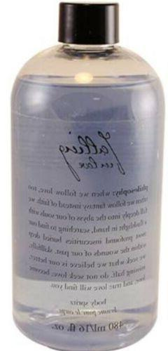 Philosophy Falling in Love Body Spritz 16 oz. new Sealed