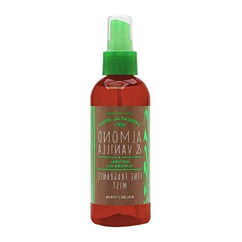 Bath and Body Works Fine Fragrance Mist Almond Vanilla 6 Oun
