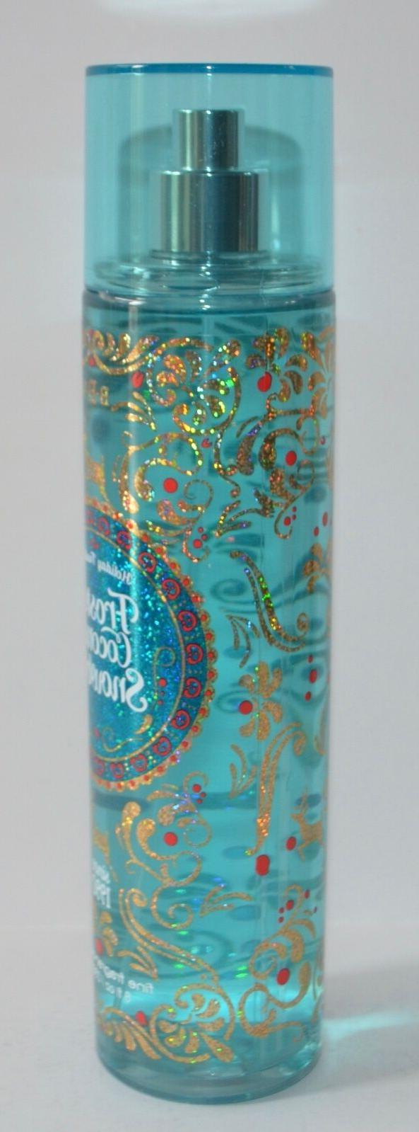 1 NEW BATH BODY WORKS FROSTED SNOWBALL FINE SPRAY