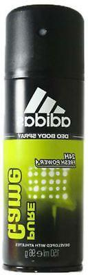 Adidas Pure Game by Adidas for Men - 5 oz Deodorant Spray