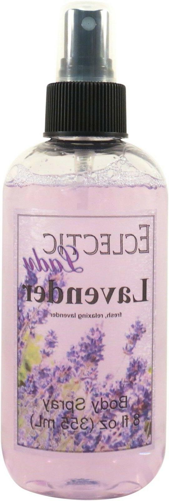 Lavender Body Spray