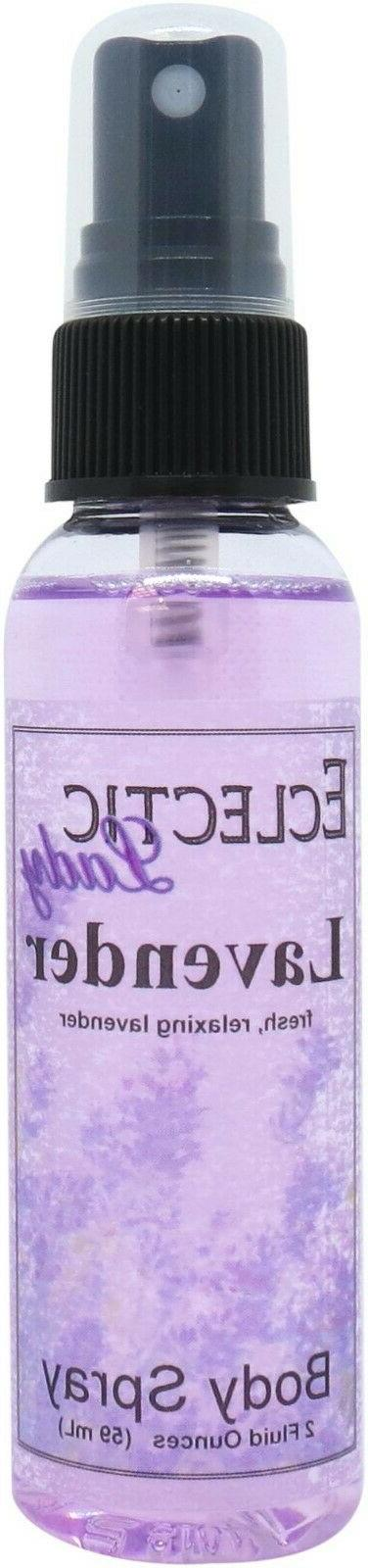 lavender body spray